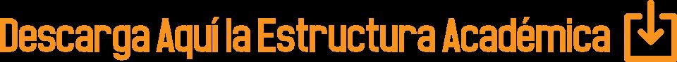 Estructura académica ciclo Preingeniería o PreIngeniero Universidad Nacional